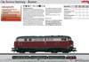 M37741  2011 Qtr.4 Digital DB V160 Lollo Diesel Locomotive Excl. 02/11 (HO Scale