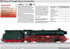 M37927  2011 Qtr.4 Digital DB cl 41 Steam Locomotive with Tender Excl 3/11 (HO S