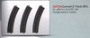 "W441-20130  3-Rail C Track - My World -- Curved Sections pkg(3) 14-3/16""  36cm R"