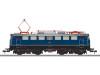 W441-55015  Class E 10.1 Electric w/Sound & Digital/DCC -- German Federal Railroad DB (Weathered, Era III 1964, Cobalt Blue, black)