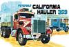 AMT-866  1/25 Peterbilt 359 California Hauler Conventional Tractor Cab (Ltd Prod