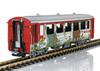2020 LGB 30679 RhB Express Train Passenger Car, 2nd Cl, Ep. VI
