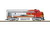 2020 LGB 20583 Dgtl Santa Fe Diesel Locomotive F7A