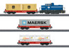 "2020 Marklin 29453 Start up ""Container Train"" Starter Set"