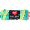 E300-4971 E300-4971 Red Heart Super Saver Yarn-Retro Stripe