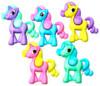 DIUBTN3-10522  Dress It Up Embellishments-Unicorn Squad