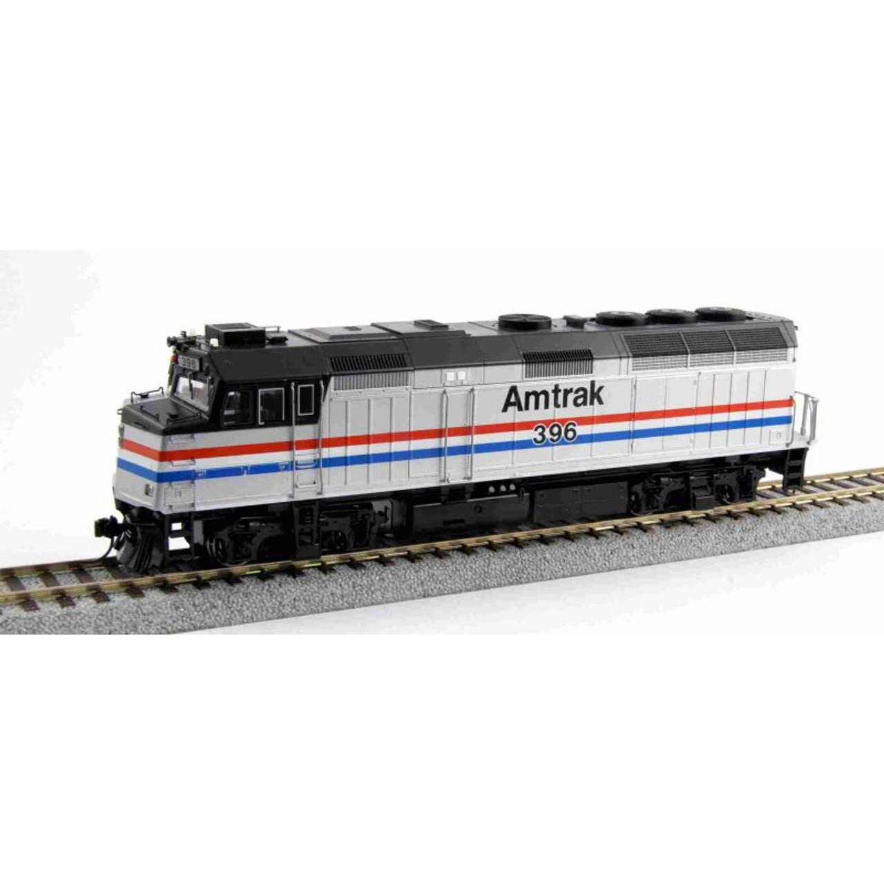 KAT376582  HO F40PH Diesel w/Ditch Lights Amtrak PhIII #396