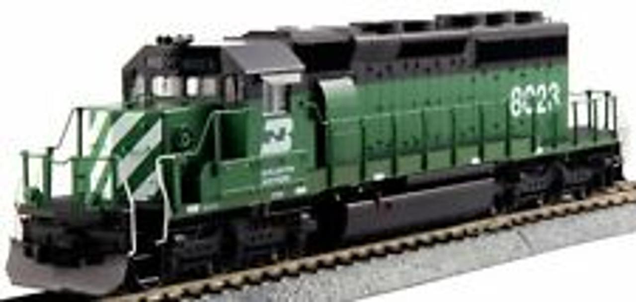 KAT376604  HO SD40-2 Diesel BN #7036