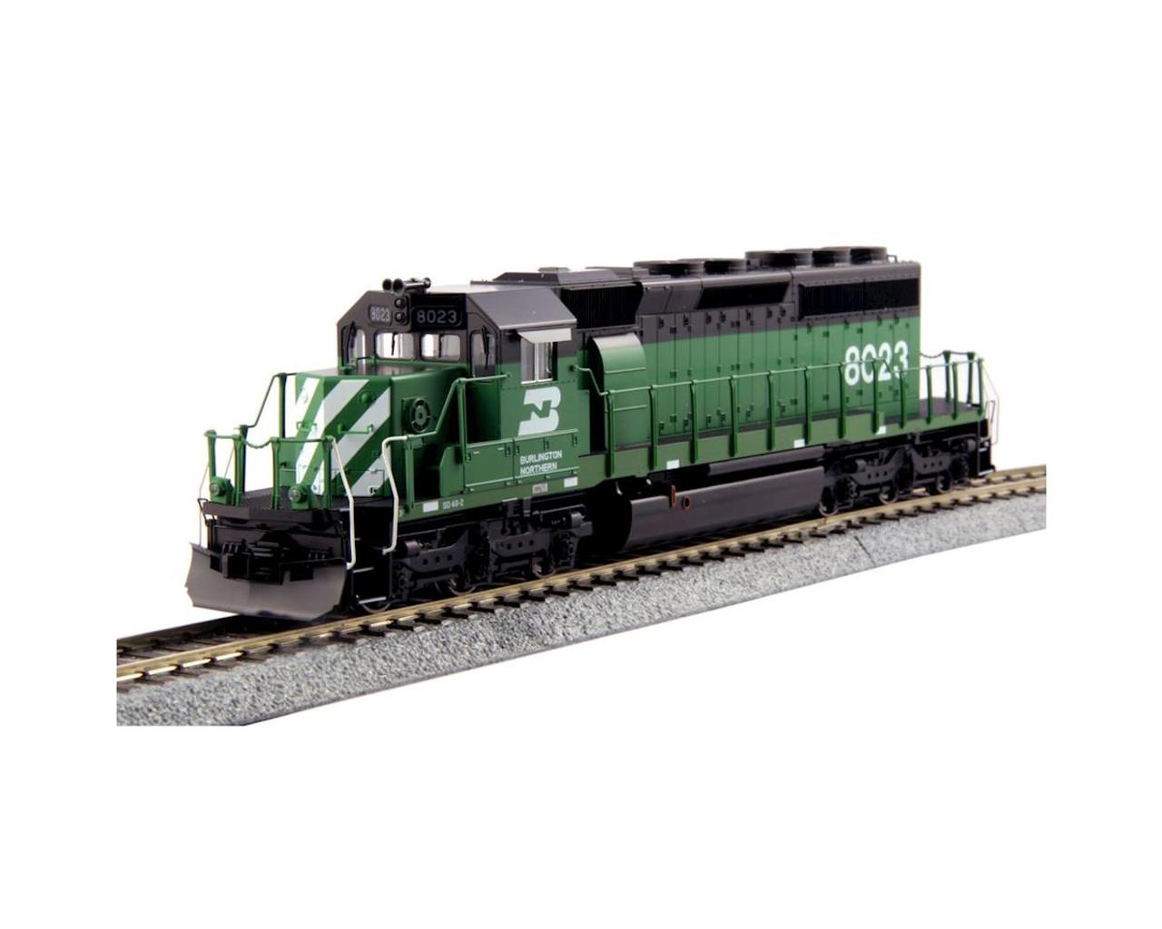 KAT376605  HO SD40-2 Diesel BN #8023