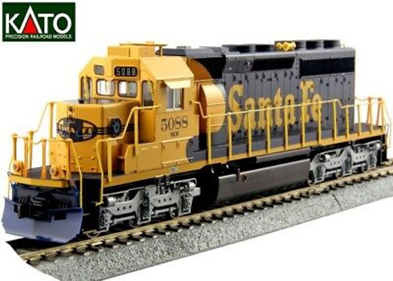 KAT376617LS  HO SD40-2 Diesel SF #5088 w/LokSound