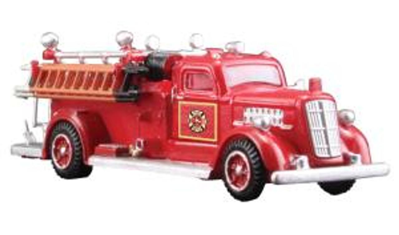 HO Fire Truck