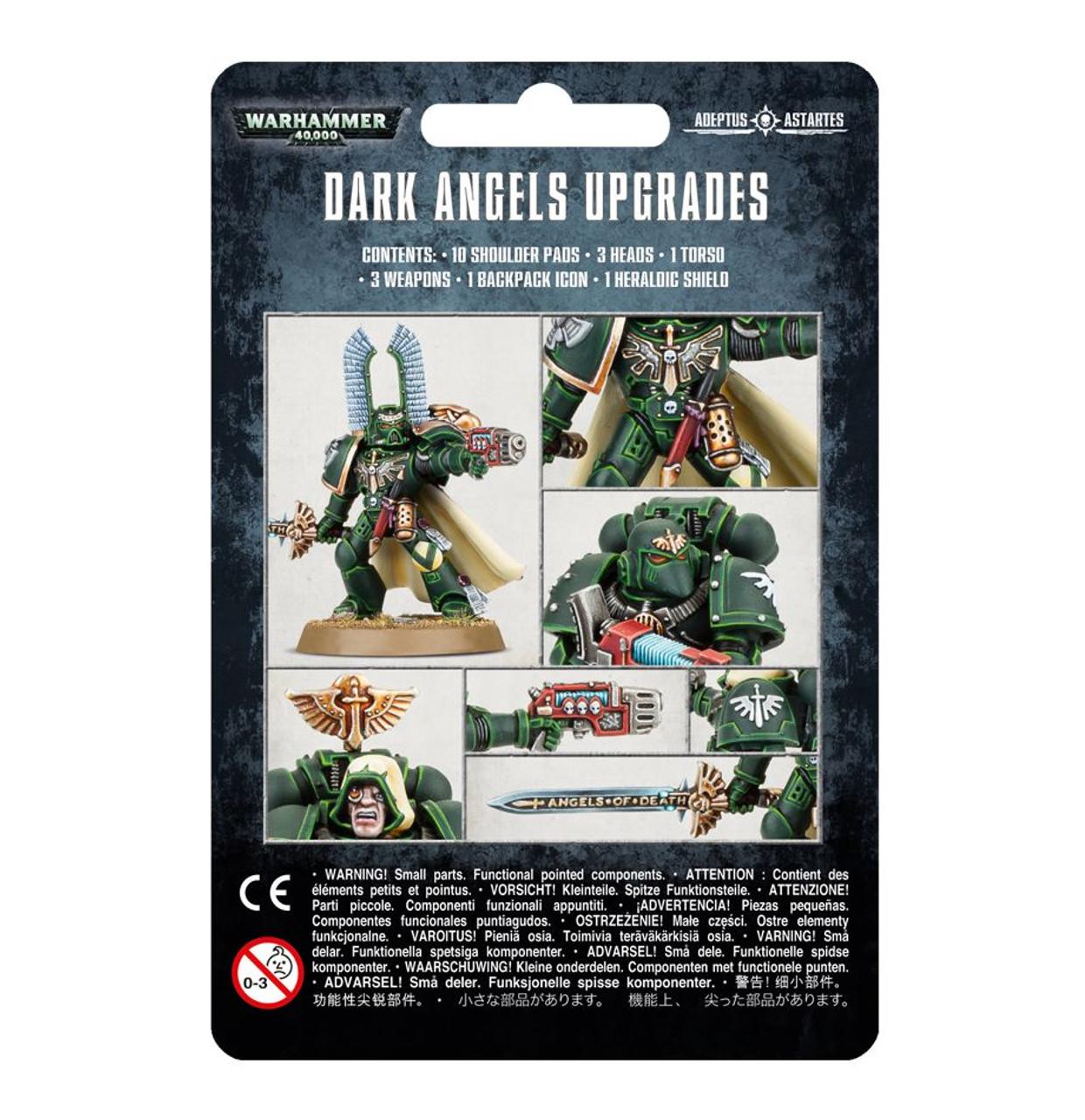 GW44-80  DARK ANGELS UPGRADES