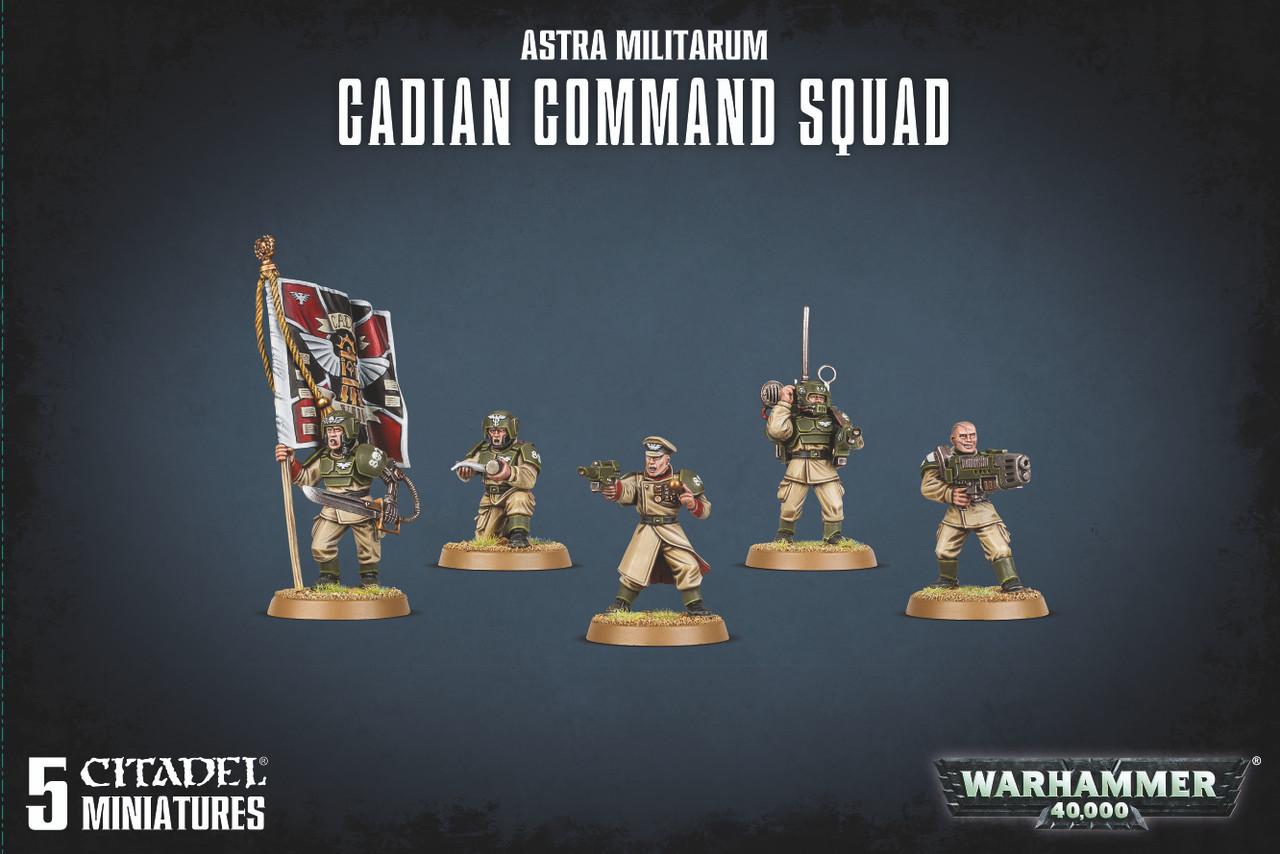GW47-09  CADIAN COMMAND SQUAD
