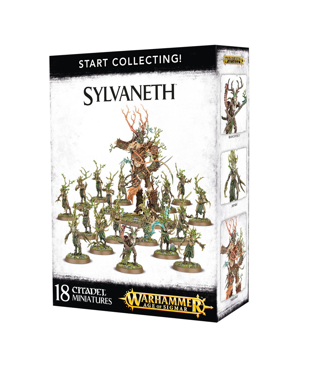GW70-92  START COLLECTING! SYLVANETH