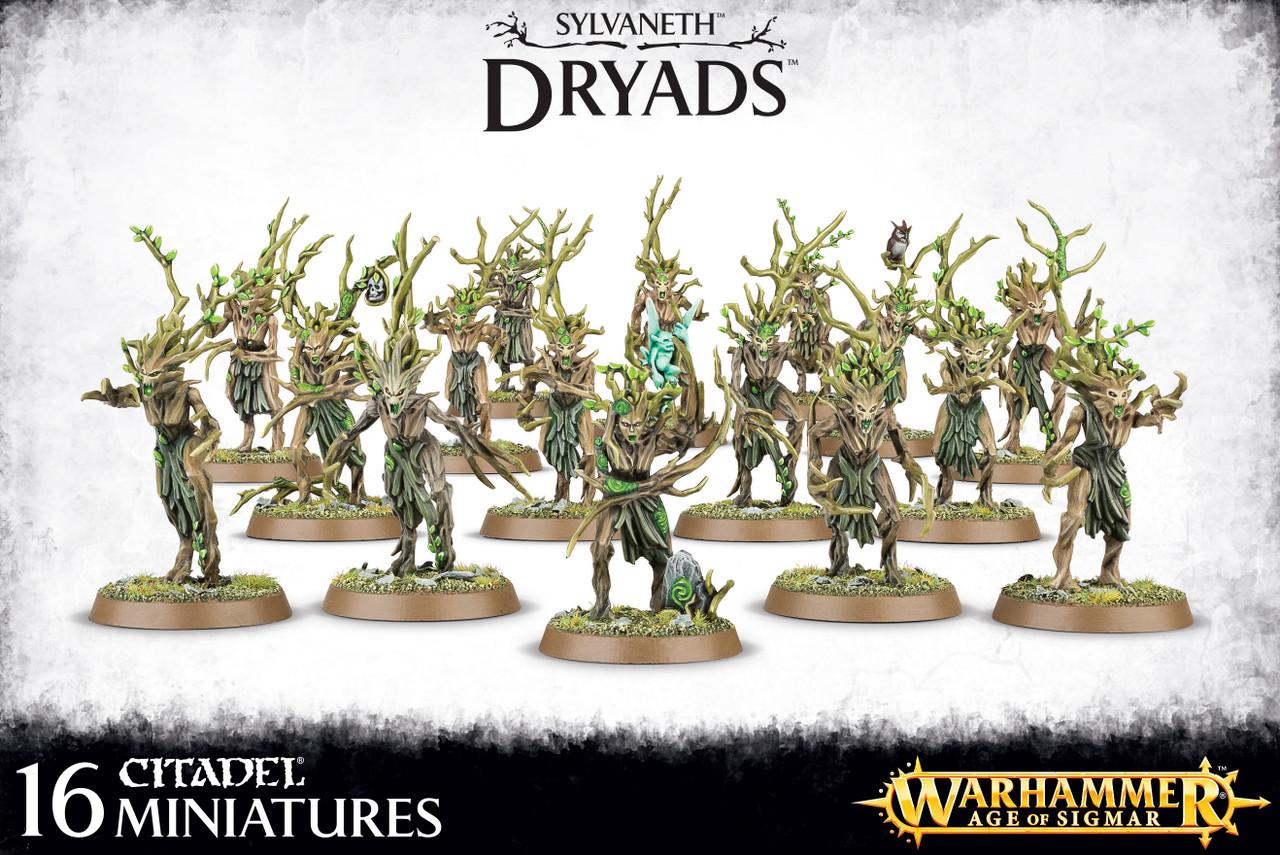 GW92-06  SYLVANETH DRYADS