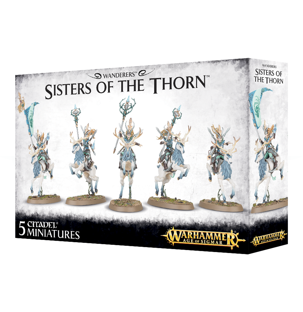 GW92-08  WANDERERS SISTERS OF THE THORN