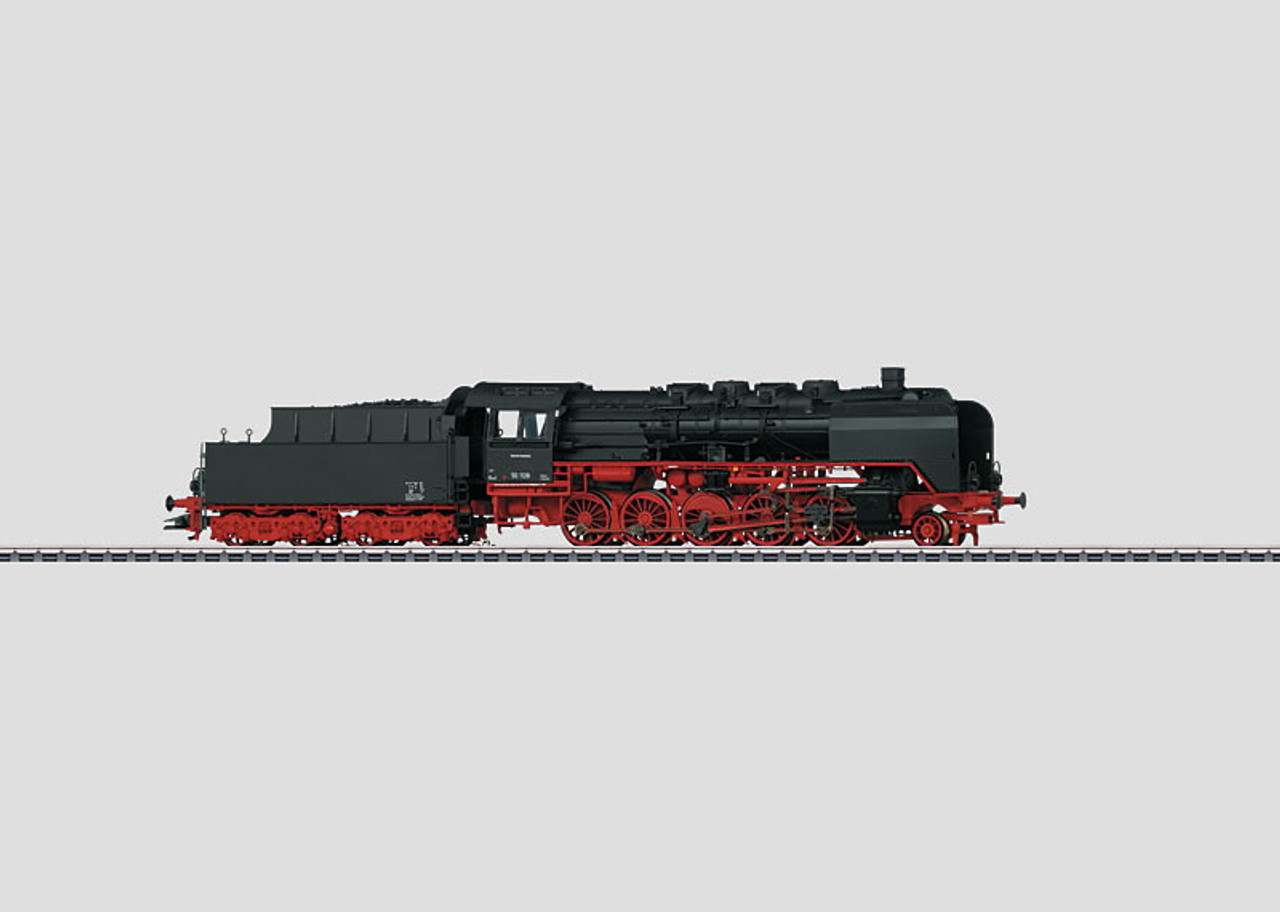 M37811  2012 Qtr.3 Dgtl DB cl 50 Freight Steam Locomotive with Tender without So