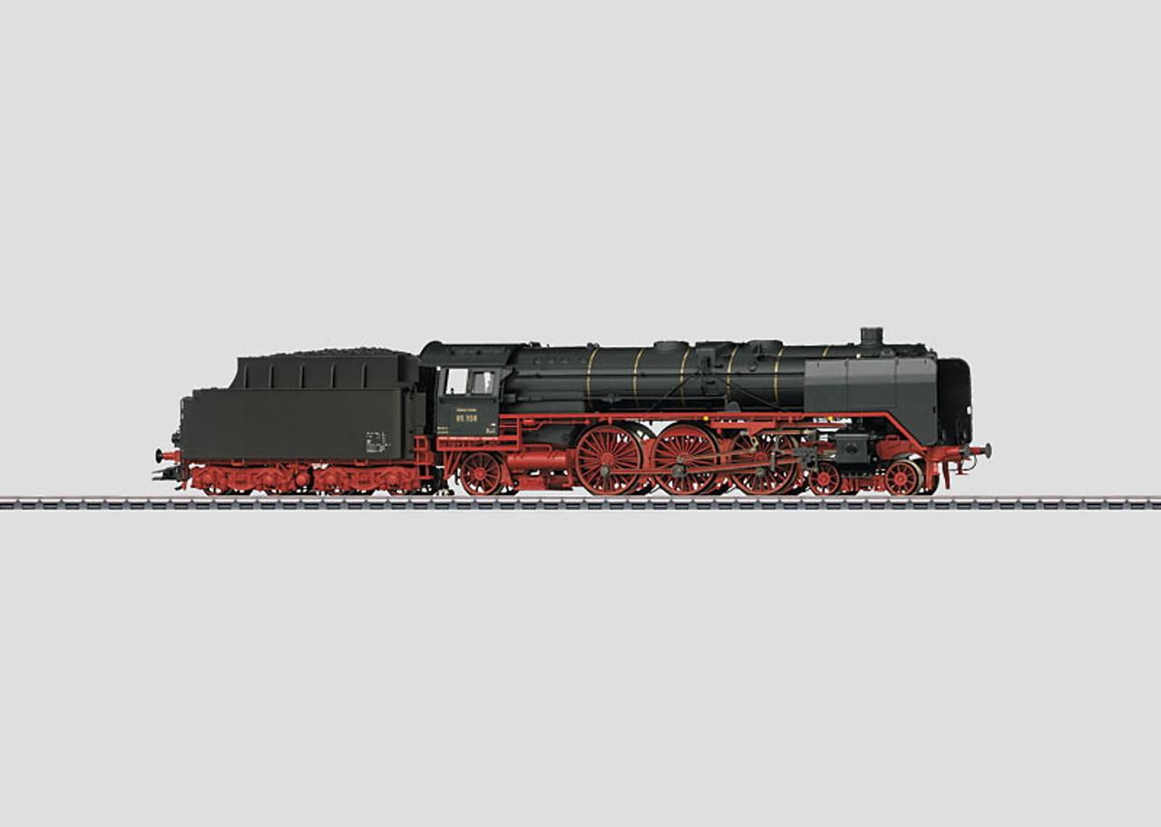 M39017  2012 Qtr.2  Digital DB cl 01 150 Express Train Steam Locomotive (EX) Cat