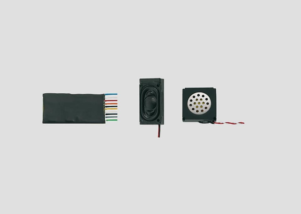 M60965  2011 Qtr.4 Sound decoder-steam locomotive with wiring harness (For Må_r