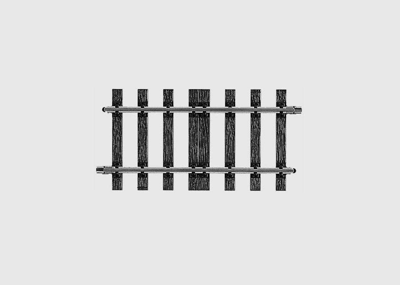 W441-5917  Straight Track -- 150mm