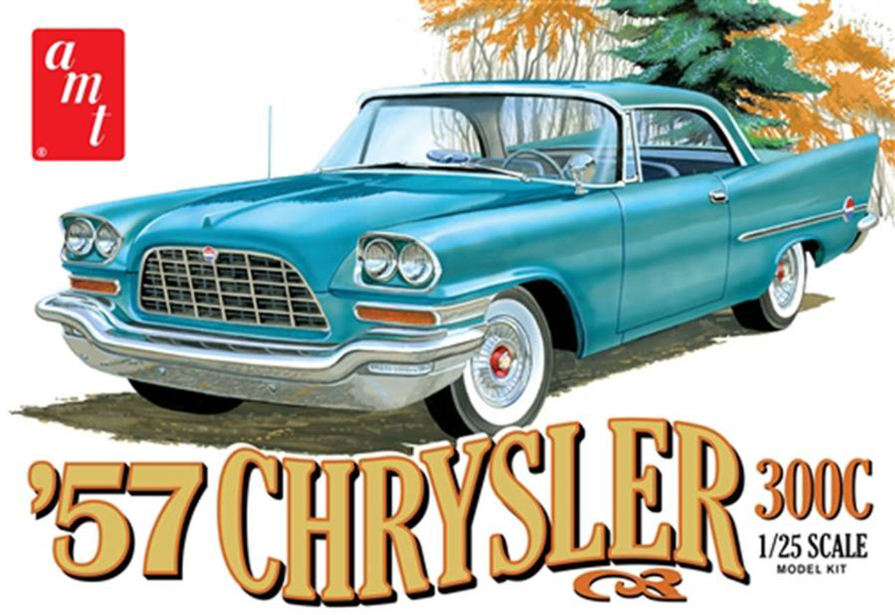 AMT-1121  1957 Chrysler 300