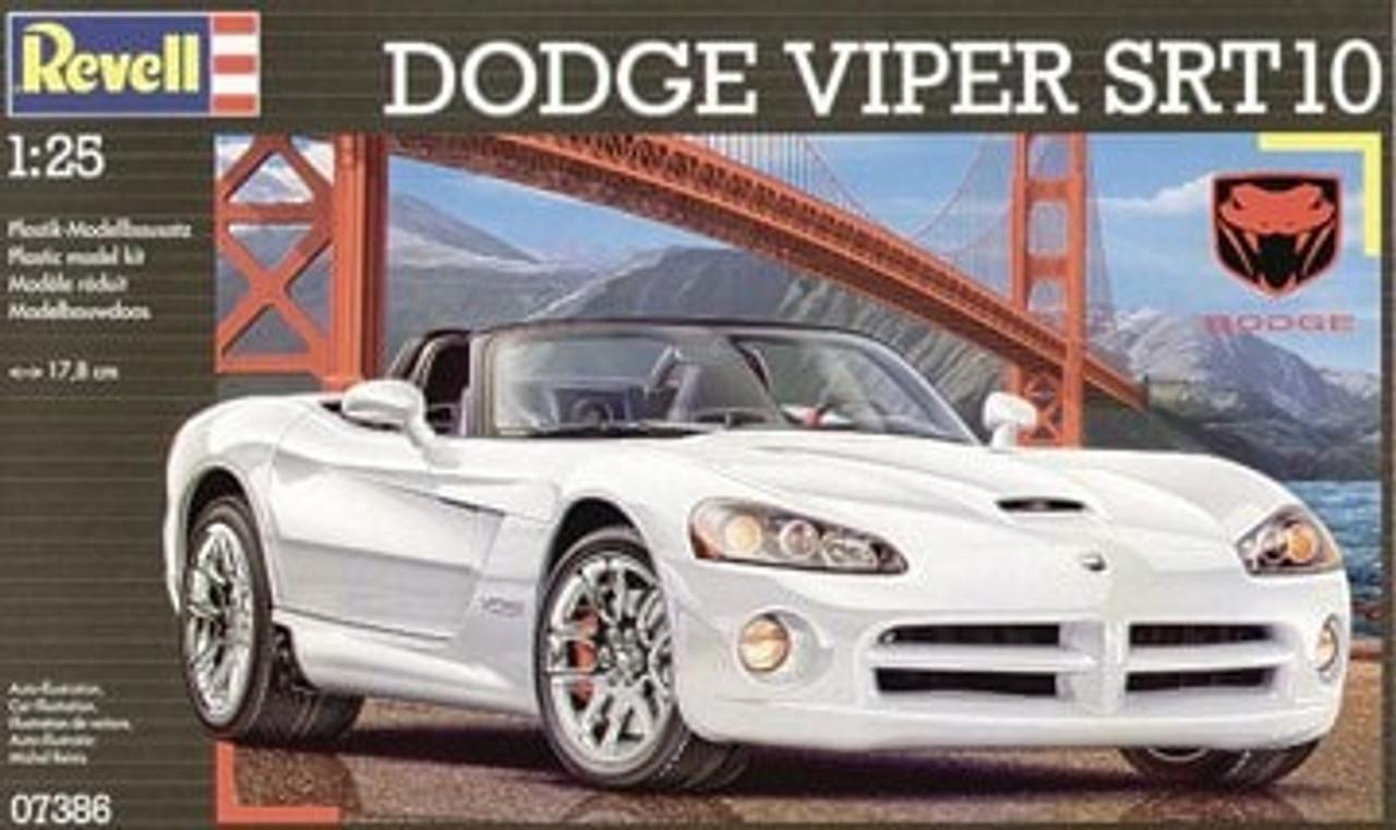 RMX852188 1/25 '03 Dodge Viper SRT-10