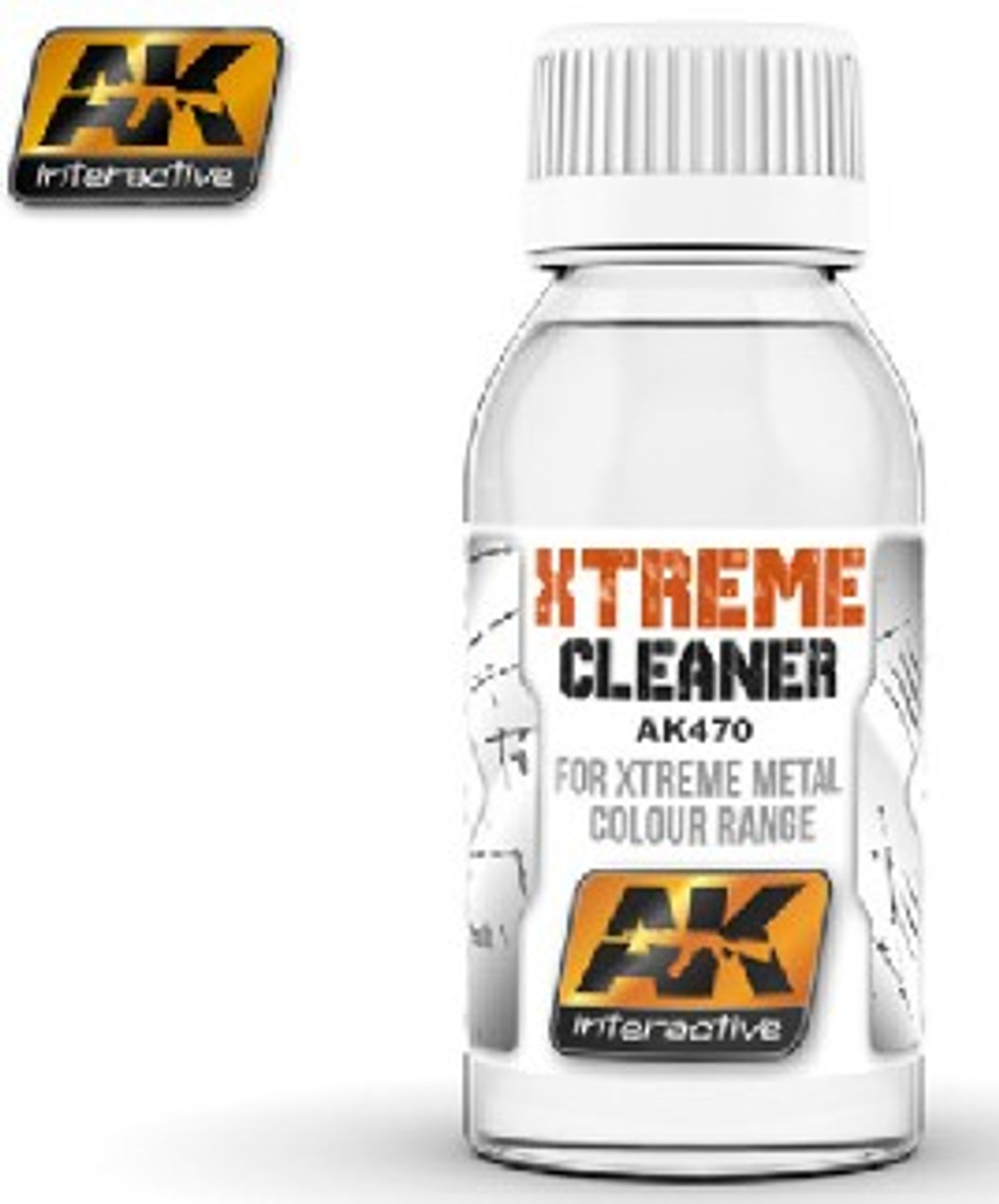 Xtreme Cleaner for Xtreme Metal Color Range 100ml Bottle