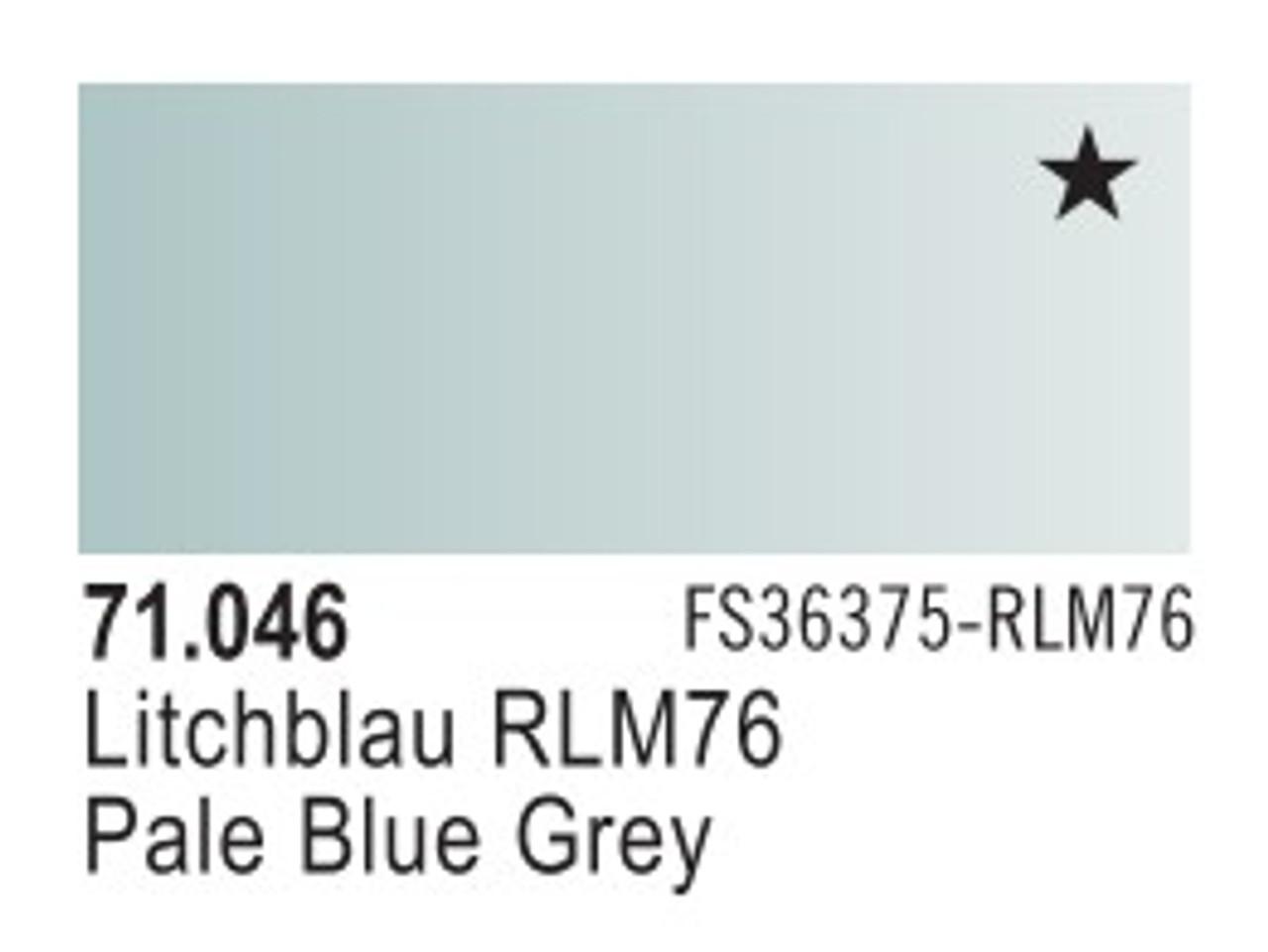 17ml Bottle Pale Grey Blue Model Air