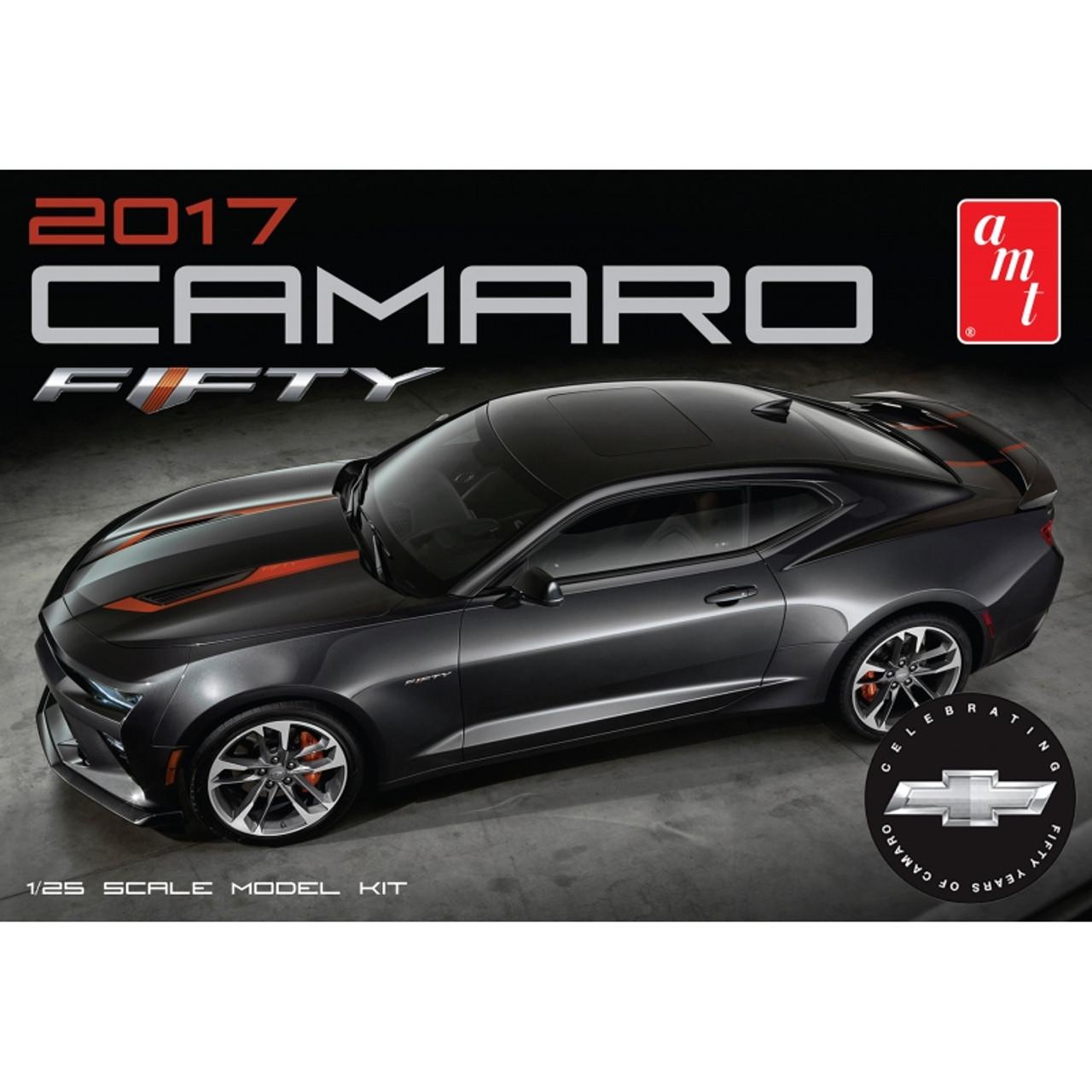 AMT1035  2017 Chevy Camaro 50th Anniversary