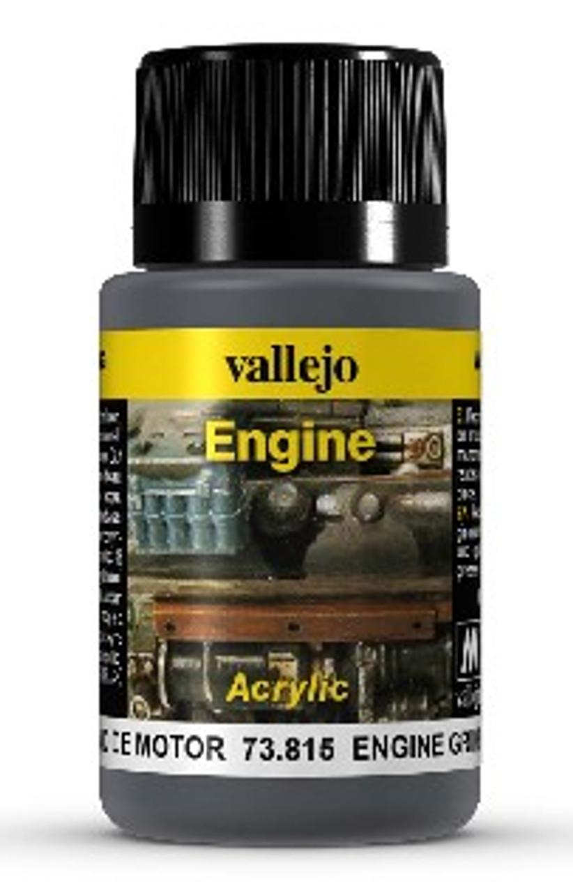 40ml Bottle Engine Grime Weathering Effect