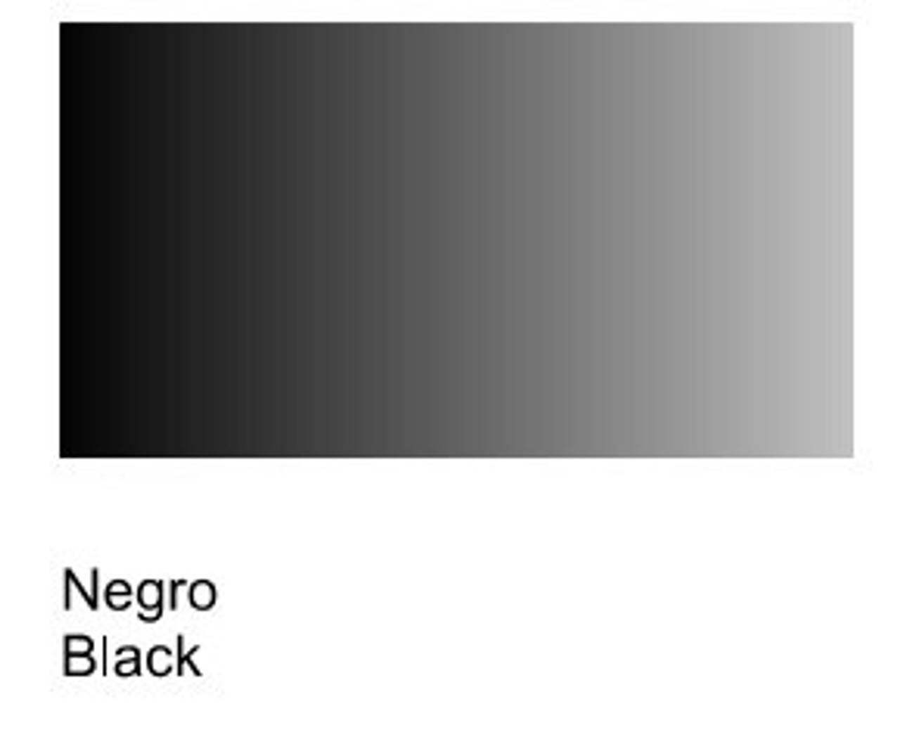 200ml Bottle Gloss Black Primer