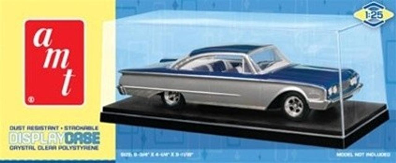 AMT-600  1/25 Auto Display Showcase Black Base