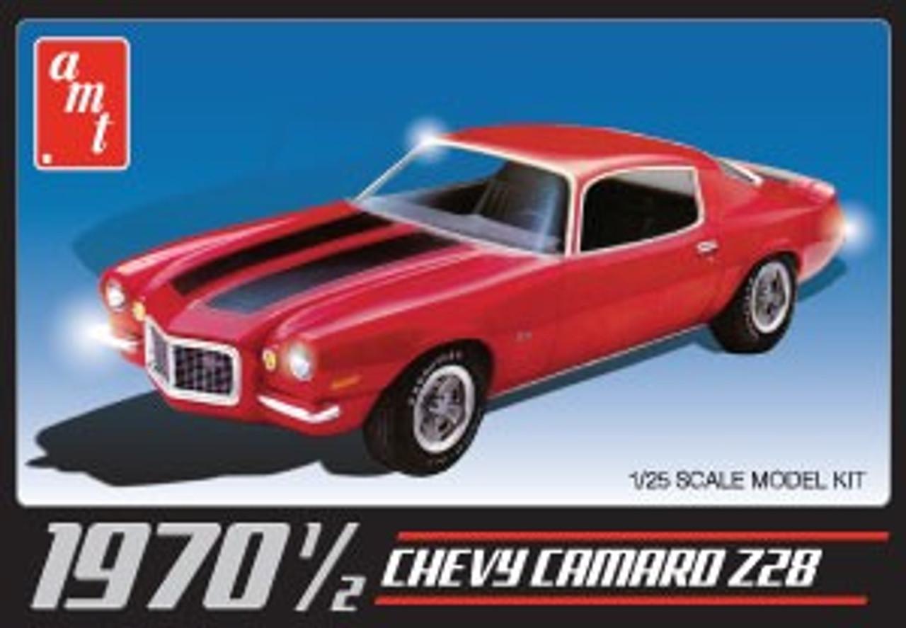 AMT-635  1/25 1970-1/2 Chevy Camaro Z28