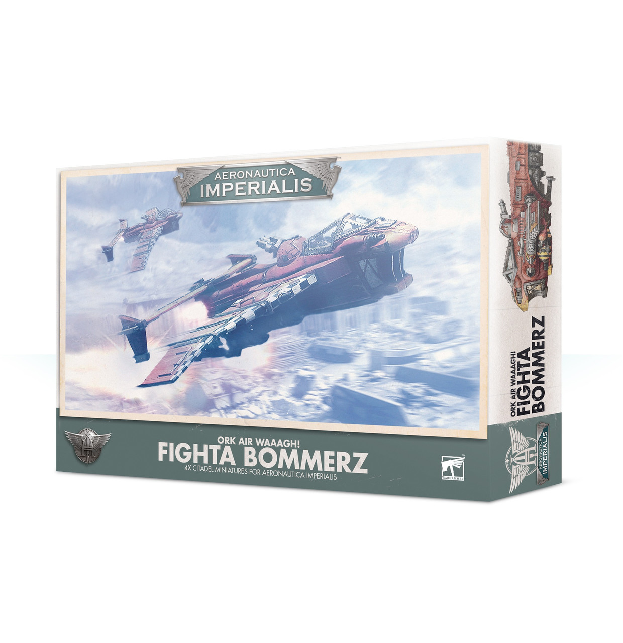 Aeronautica Imperialis: Ork Air Waagh Fighta Bombas