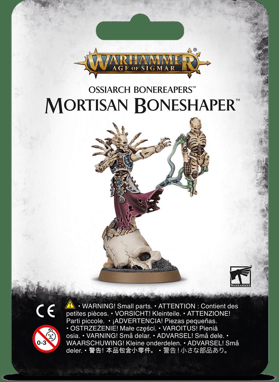 Ossiarch Bonereapers Mortisan Boneshaper