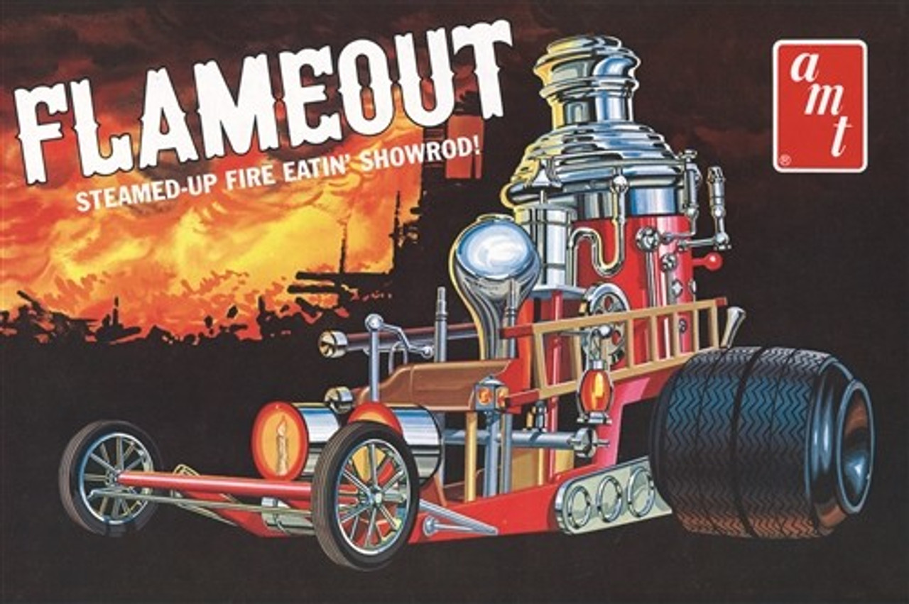 AMT-934  1/25 Flameout Streamed-Up Fire EatinÌÎÌ__ÌÎÌ__ÌÎå«ÌÎ̦ Sh
