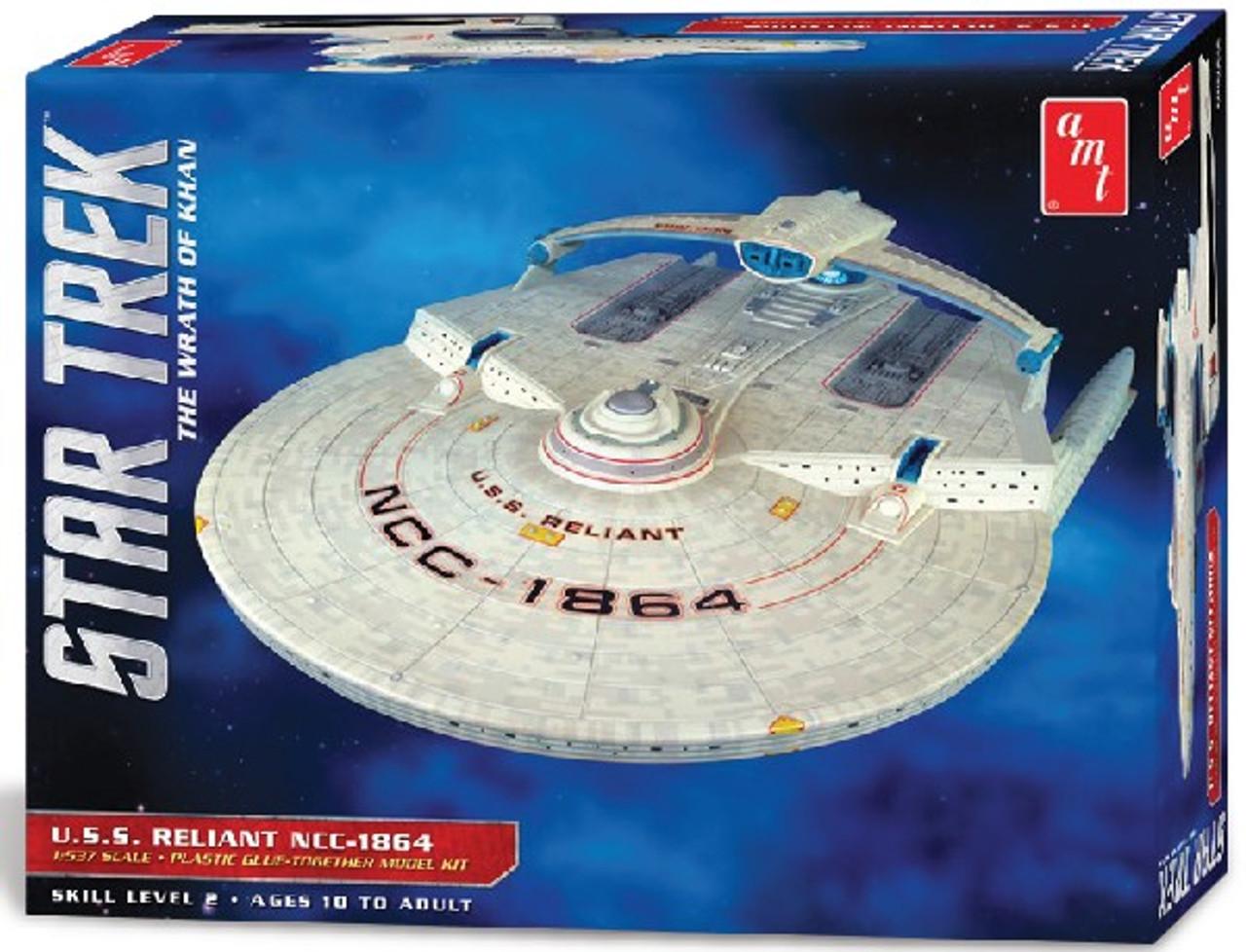 AMT-1036  1/537 Star Trek USS Reliant NCC 1864 The Wrath of Khan