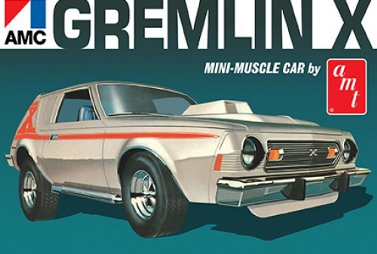AMT-1077  1/25 1974 AMC Gremlin X Car