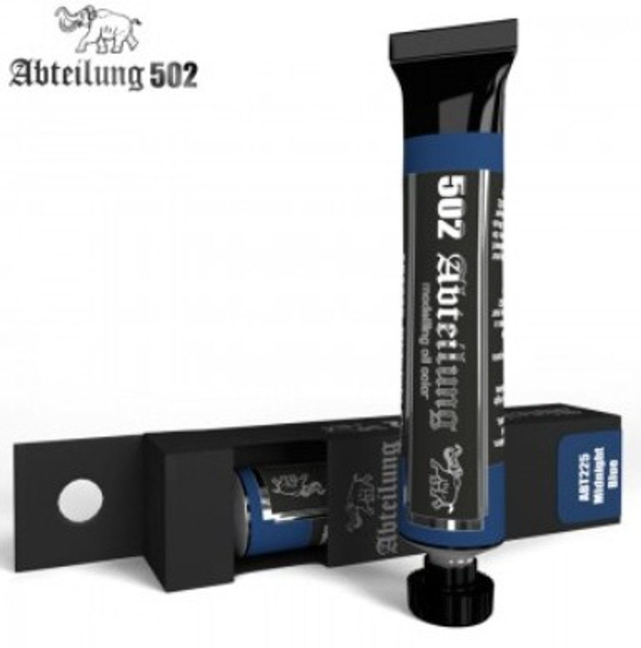 Weathering Oil Paint Midnight Blue 20ml Tube