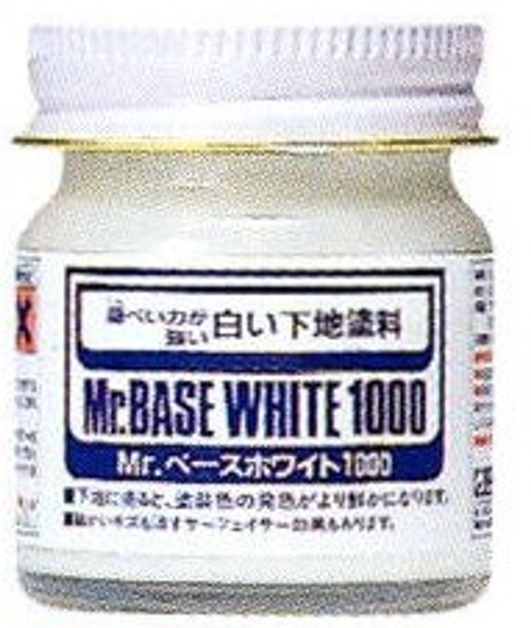 Mr. Base White 1000 40ml Bottle