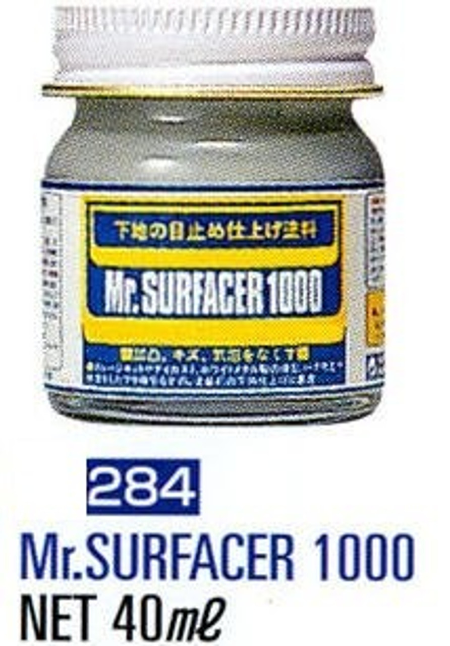 Mr. Surfacer 1000 40ml Bottle