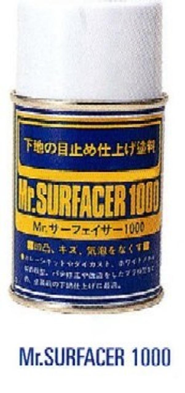Mr. White Surfacer 1000 170ml (Spray)