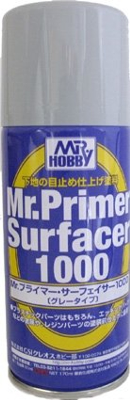 Mr. Primer Surfacer 1000 170ml (Spray)