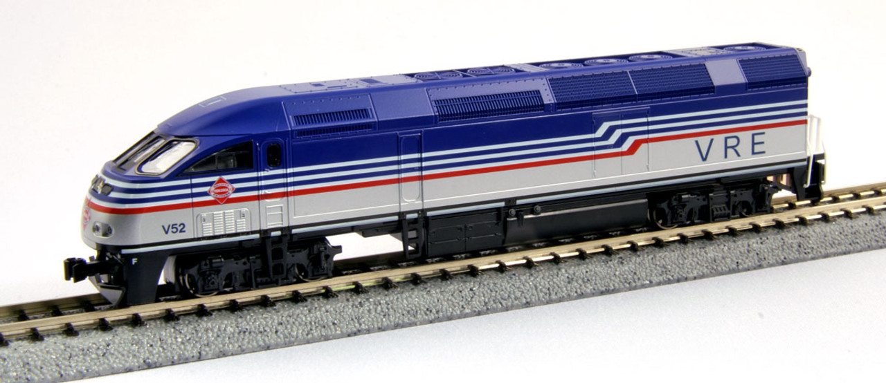 N MP36PH Diesel VRE #52 w/DCC -- New in Stock