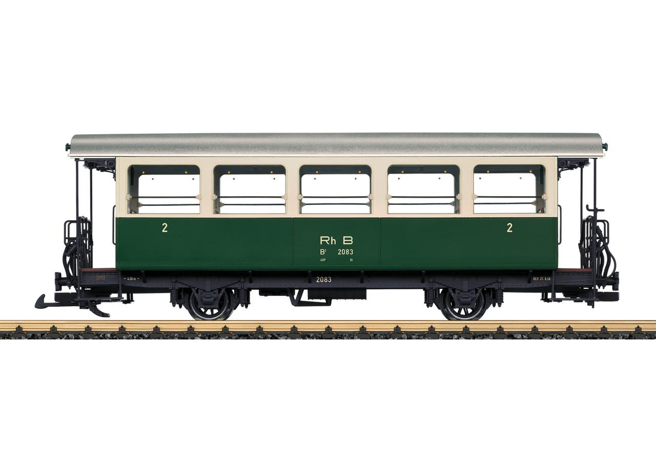 2020 LGB 33552 RhB Passenger Car Ep. III