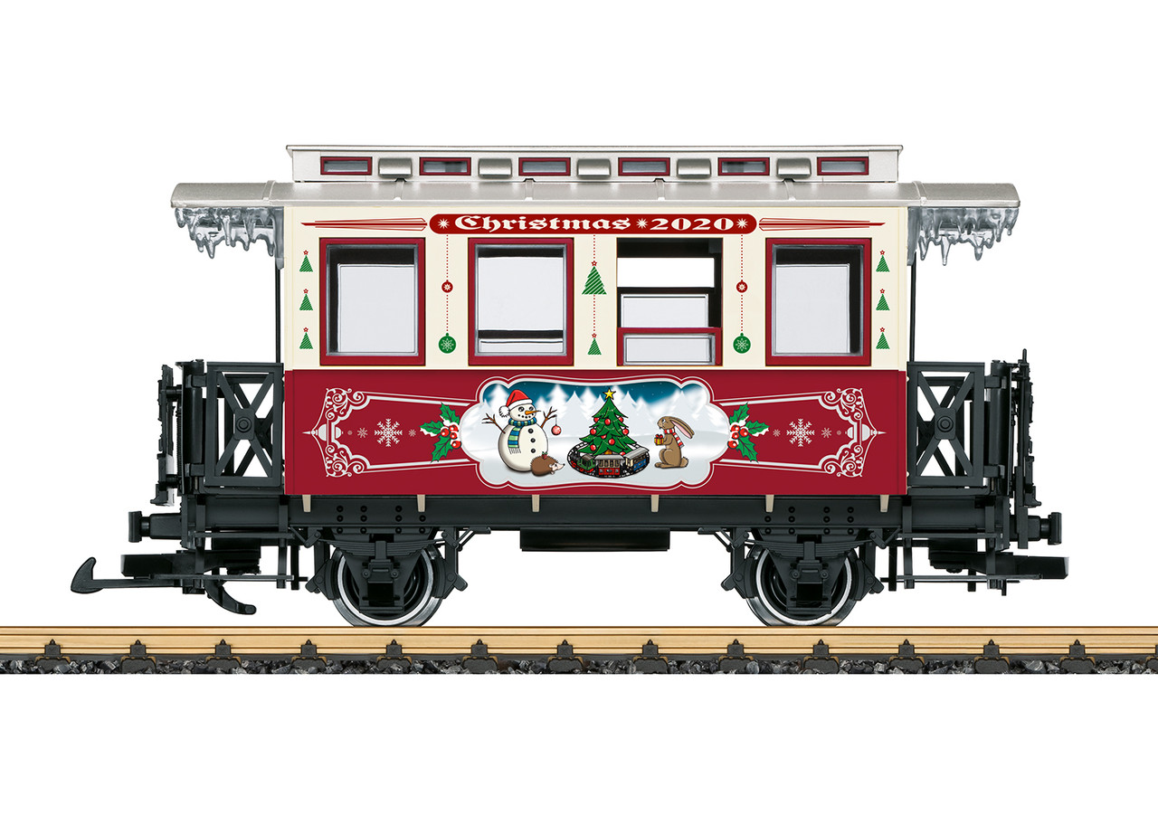 2020 LGB 36020 Christmas Car for 2020