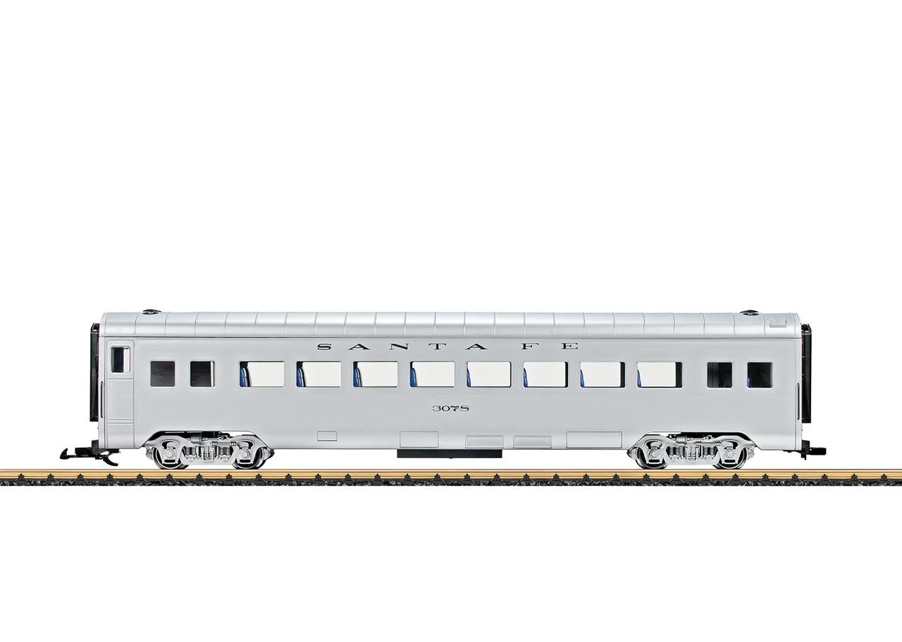 2020 LGB 36569 Santa Fe Passenger Car Ep. III