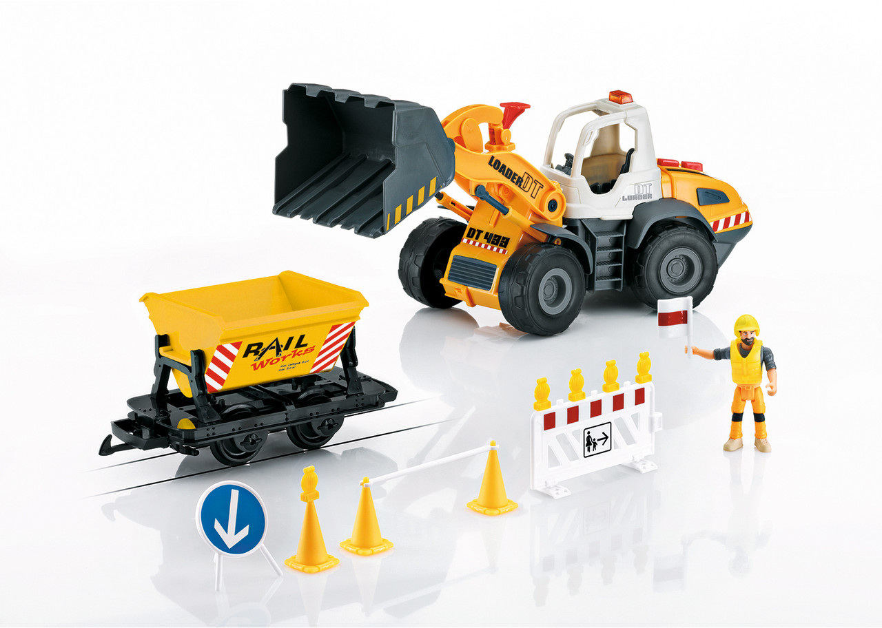 """2020 LGB 49500 2020 Construction Add-On Set """"Family and Fun Edition"""""""