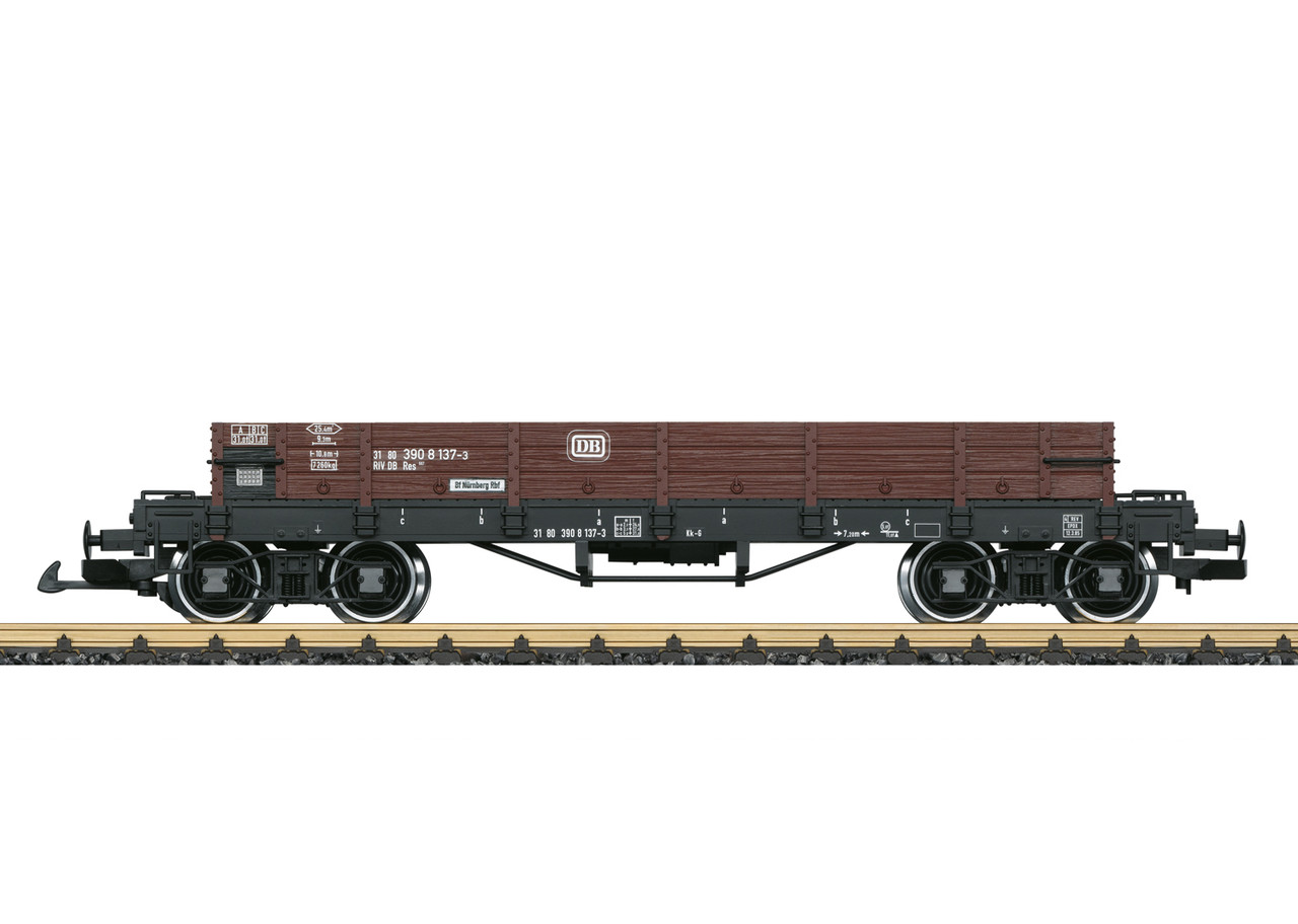 2020 LGB 42614 Low Side Gondola DB, Ep. IV