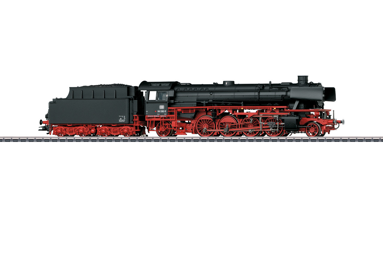 2020 Marklin 37928 Dgtl Freight Train-Steam Locomotive BR 041 Kohle, DB,Ep.IV